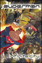 Image: Superman: Infinite City SC  - DC Comics