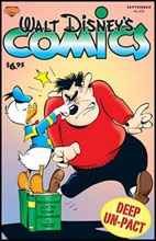 Image: Walt Disney's Comics & Stories #672 - Gemstone Publishing
