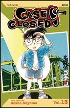 Image: Case Closed! Vol. 13 SC  - Viz Media LLC