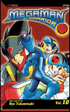 Image: Megaman NT Warrior Vol. 10 SC  - Viz Media LLC