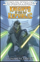 Image: Star Wars: Knights of the Old Republic Vol. 1 - Commencement SC