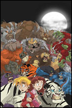 Image: Lions, Tigers & Bears Vol. 01 SC  (new printing) - Image Comics