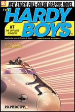 Image: Hardy Boys Vol. 07: The Opposite Numbers SC  - Papercutz