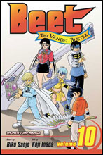 Image: Beet the Vandel Buster Vol. 10 SC  - Viz Media LLC