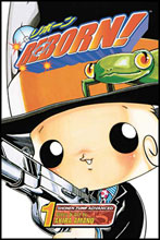 Image: Reborn Vol. 01 SC  - Viz Media LLC