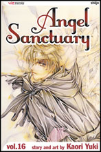 Image: Angel Sanctuary Vol. 16 SC  - Viz Media LLC