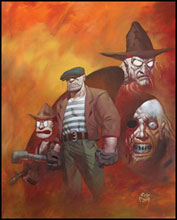 Image: Goon Vol. 05: Wicked Inclinations SC  - Dark Horse Comics