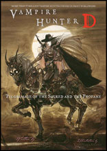 Image: Vampire Hunter D Vol. 06: Pilgrimage of the Sacred & Profane SC  - Dark Horse Comics