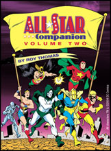 Image: All-Star Companion Vol. 02 SC  -