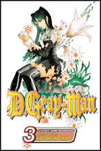 Image: D.Gray-Man Vol. 03 SC  - Viz Media LLC