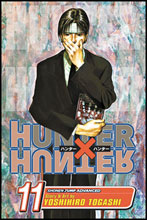Image: Hunter X Hunter Vol. 11 SC  - Viz Media LLC