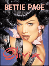 Image: Bettie Page by Olivia HC  -