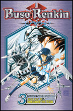 Image: Buso Renkin Vol. 03 SC  - Viz Media LLC