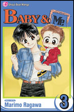 Image: Baby & Me Vol. 03 SC  - Viz Media LLC