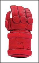Image: Hellboy Animated Sculpted Magnet: Right Hand of Doom  - Dark Horse Comics