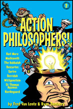 Image: Action Philosophers Giant-Sized Thing Vol. 02 SC  - Evil Twin
