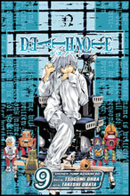 Image: Death Note Vol. 09 SC  - Viz Media LLC