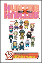 Image: Hunter X Hunter Vol. 12 SC  - Viz Media LLC