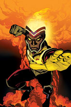 Image: Firestorm: The Nuclear Man Reborn SC  - DC Comics