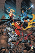 Image: Teen Titans Vol. 06: Titans Around the World SC