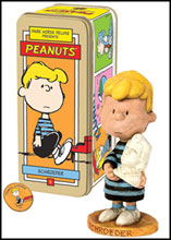 Image: Classic Peanuts Character Statue #4: Schroeder  -