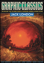 Image: Graphic Classics Vol. 05: Jack London SC  - Eureka Productions