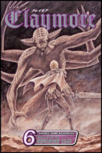 Image: Claymore Vol. 06 SC  - Viz Media LLC