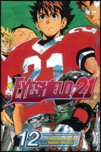 Image: Eyeshield 21 Vol. 12 SC  - Viz Media LLC