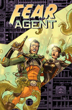 Image: Fear Agent Vol. 01: Re-Ignition SC  - Dark Horse Comics