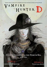 Image: Vampire Hunter D Vol. 07: Mysterious Journey to the North Sea Part 01 SC  - Dark Horse Comics