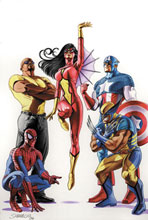Image: Overstreet Comic Book Price Guide Vol. 37: New Avengers HC  - Gemstone Publishing