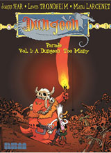 Image: Dungeon Parade  Vol. 01: A Dungeon Too Many SC  - NBM