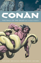Image: Chronicles of Conan Vol. 01: Tower of the Elephant & Other Stories SC  - Dark Horse Comics