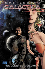 Image: Battlestar Galactica Vol. 01 SC  (regular ed.) - D. E./Dynamite Entertainment