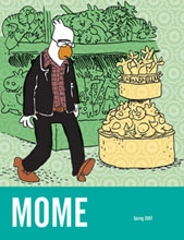 Image: Mome  (Spring 2007) SC - Fantagraphics Books
