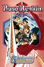 Image: Buso Renkin Vol. 05 SC  - Viz Media LLC