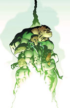 Image: Green Lantern Corps: To Be a Lantern SC  - DC Comics