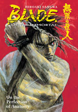 Image: Blade of the Immortal Vol. 17: The Perfection of Anatomy SC  - Dark Horse Comics