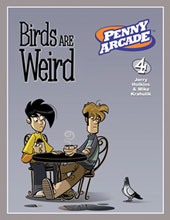 Image: Penny Arcade Vol. 04: Birds Are Weird SC  - Dark Horse Comics