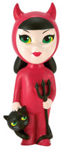 Image: Lisa Petrucci's Vinyl Figure: Devilish Dolly  -