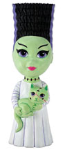 Image: Lisa Petrucci's Kickass Kutie Vinyl Figure: Li'l Miss Monster  -