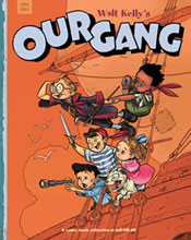 Image: Our Gang Vol. 02 SC  - Fantagraphics Books