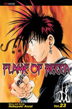 Image: Flame of Recca Vol. 23 SC  - Viz Media LLC
