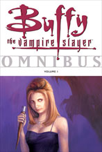 Image: Buffy the Vampire Slayer Omnibus Vol. 01 SC  - Dark Horse Comics