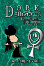 Image: Dork Shadows: The Collected Dork Tower Vol. 2 SC  - Dork Storm Press