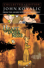 Image: Heart of Dorkness: The Collected Dork Tower Vol. 03 SC  - Dork Storm Press