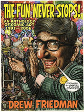 Image: Fun Never Stops! An Anthology of Comic Art: 1991-2006 SC  - Fantagraphics Books
