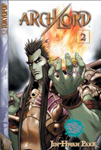 Image: Archlord Vol. 2 SC  - Tokyopop