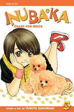 Image: Inubaka: Crazy for Dogs Vol. 03 SC  - Viz Media LLC