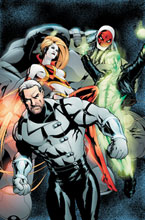 Image: Stormwatch: PHD #8 - DC Comics